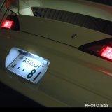S15 シルビア専用 LEDリアライセンスランプ(リアLEDナンバー灯)
